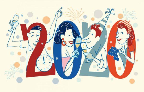Nyår 2020