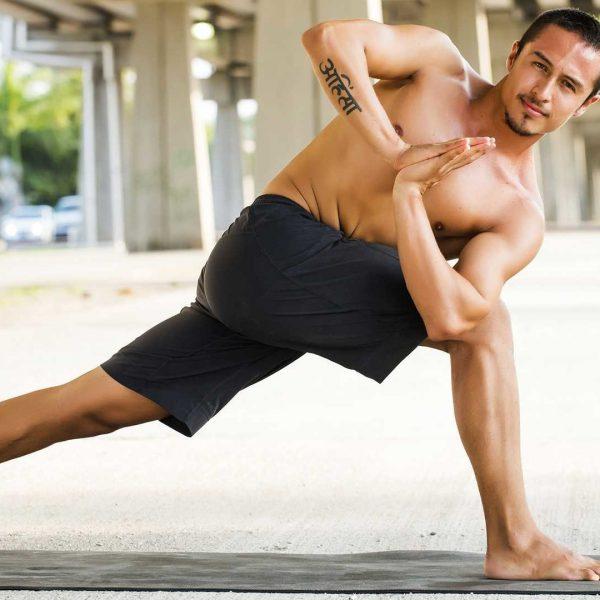 Yoga utanför andrum